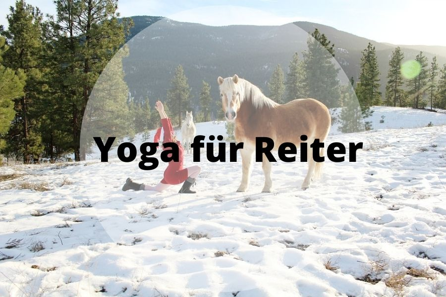 Yoga für Reiter
